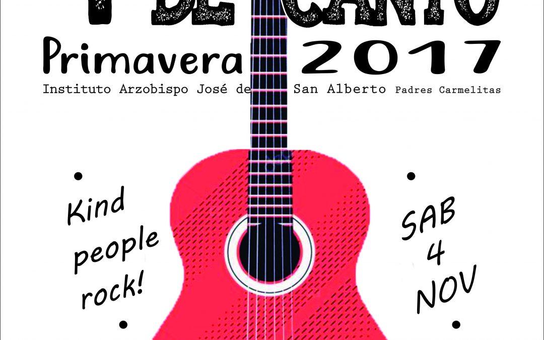 4º Festival de canto 2017