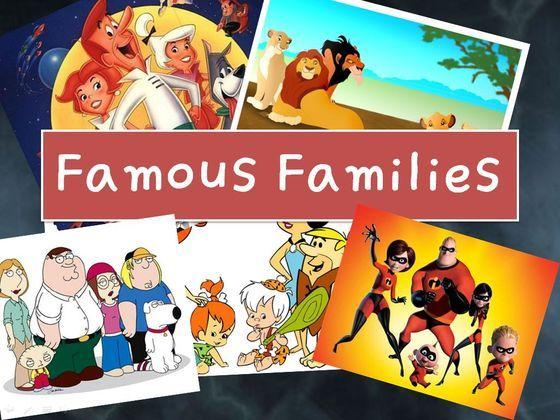"""4toA """"Famous Families"""""""