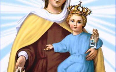 Día de la virgen del carmen – Nivel Inicial