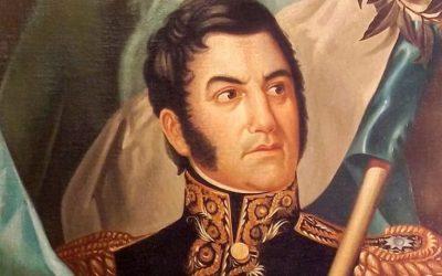 """17 de agosto: """"DÍA DEL PASO A LA INMORTALIDAD DEL GRAL. JOSÉ DE SAN MARTÍN"""""""
